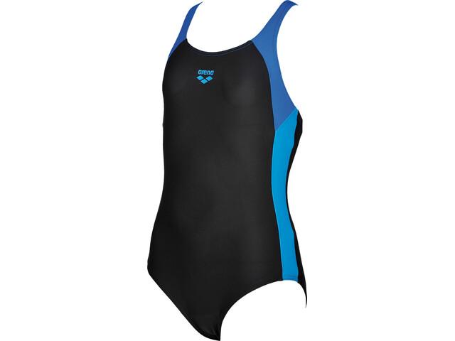 arena Ren One Piece Swimsuit Jenter black-pix blue-turquoise